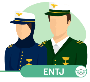ارتباط ENTJ با سایر تیپ ها
