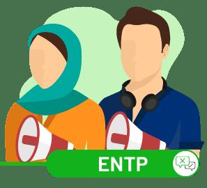 ارتباط ENTP با سایر تیپ ها