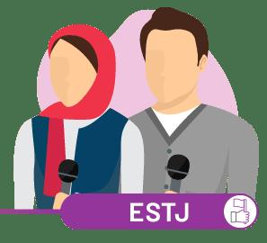 ارتباط ESTJ با سایر تیپ ها