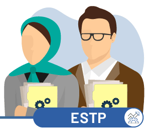 ارتباط ESTP با سایر تیپ ها