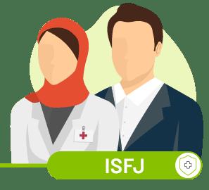 ارتباط ISFJ با سایر تیپ ها