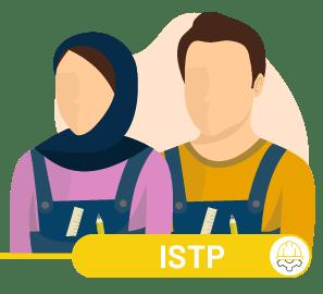 ارتباط ISTP با سایر تیپ ها